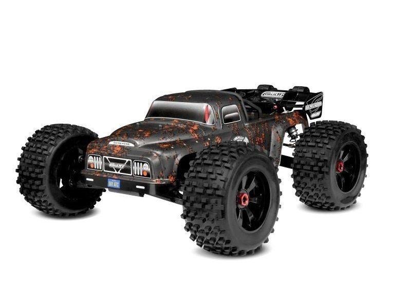 Dementor XP 6S Brushless 4WD Monster Truck 1/8 2,4GHz RTR