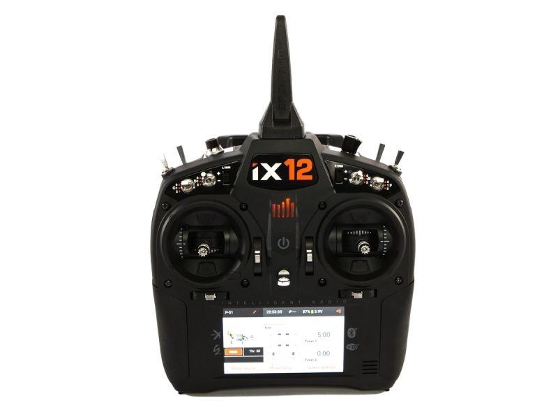 iX12 12-Kanal Fernsteuerung 2,4GHz DSMX Einzelsender