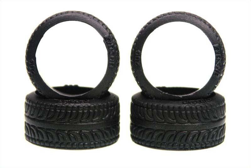 Mini-Z Reifen 1:24, Profil, 11mm 40Sh (4)