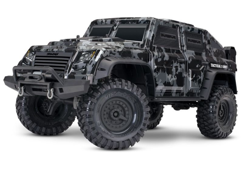 TRX-4 Tactical Scale und Trail Crawler 2,4GHz TQi RTR