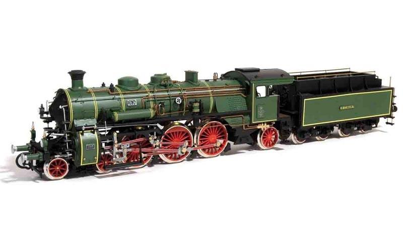 S3/6 BR-18 1:32 Lokomotive Bausatz