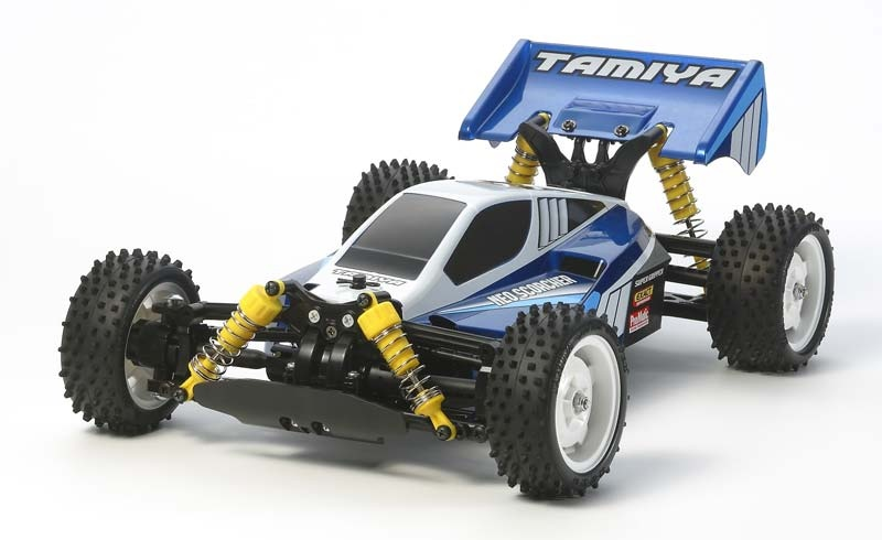 Neo Scorcher TT-02B 4WD Buggy Kit