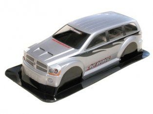Karosserie Dodge Durango Hemi (HPI Savage, T-Maxx)