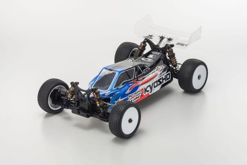 Lazer ZX6.6 4WD Wettbewerbs-Buggy 1/10 Bausatz