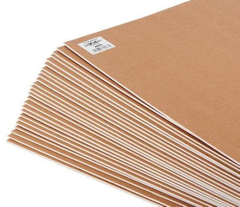Foam Board, wasserabweisender Schaumstoff 500x750mm
