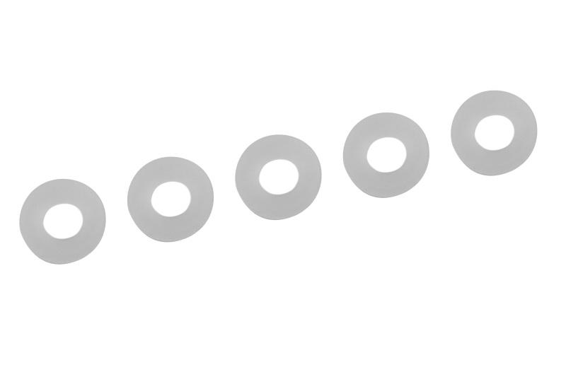 Silikon O-Ring 4x8mm für 1/8 Dementor (5)