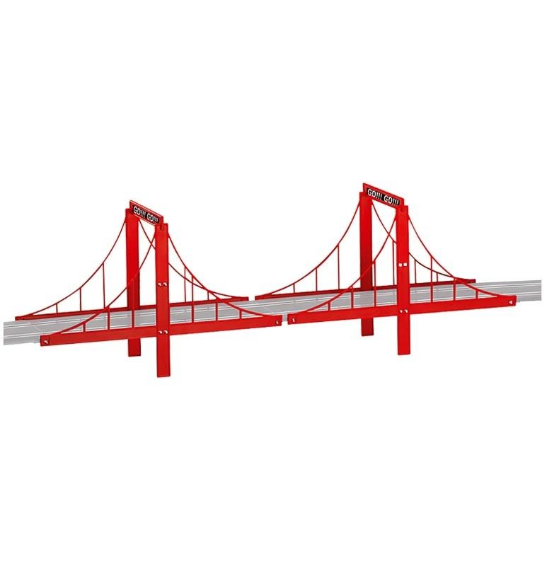 GO!!! und Digital 143 Brücken-Set