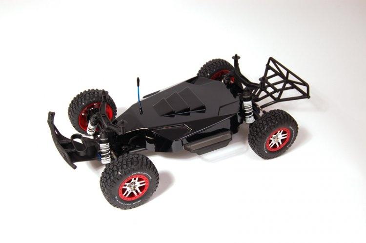 Illuzion - Slash 4x4 Innenabdeckung - schütz das Chassis vor