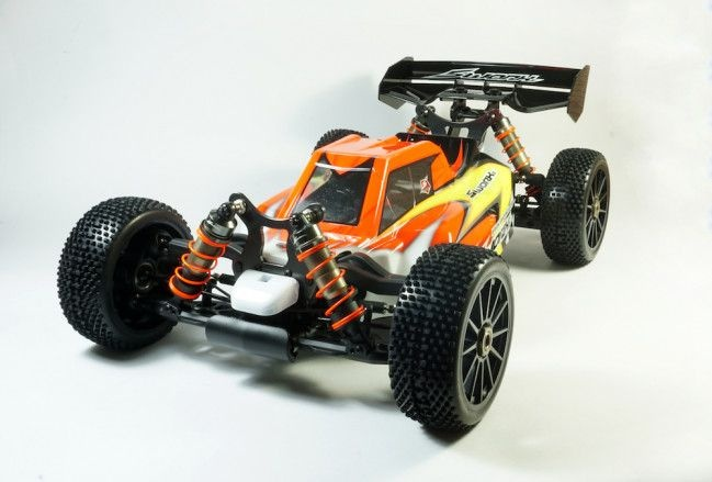 Apollo Sport Brushless 1/8 RTR Buggy 2,4GHz