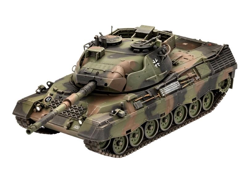 Leopard 1A5 Panzer 1:35 Modellbausatz