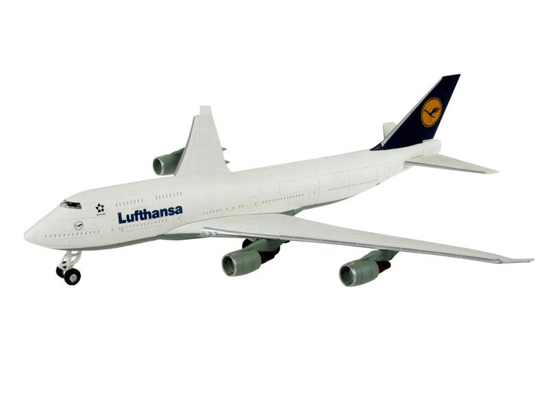 Boeing 747-400 Lufthansa easykit 1:288