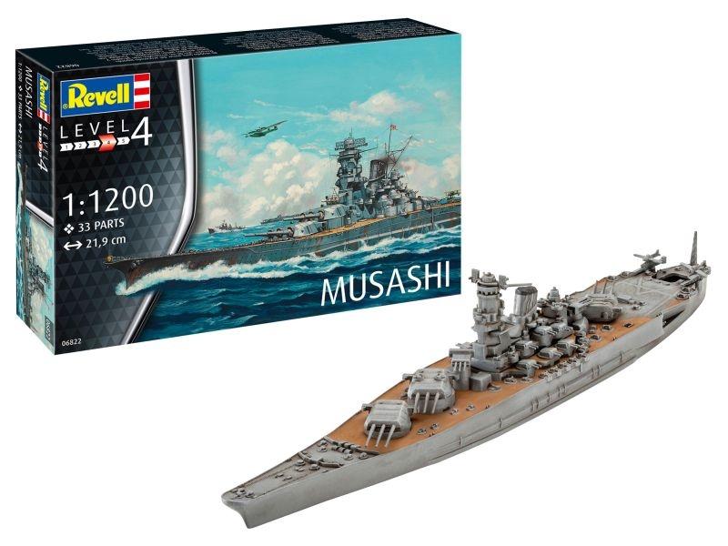 Musashi 1:1200