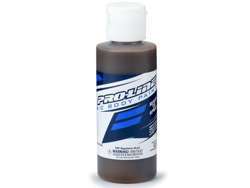 RC Body Paint - Candy Sonnen gelb Airbrush Farbe 60ml