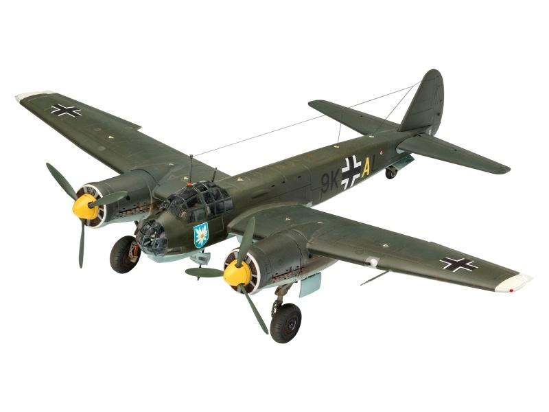Junkers Ju 88 A-1 Battle of Britain Plastikbausatz 1:72