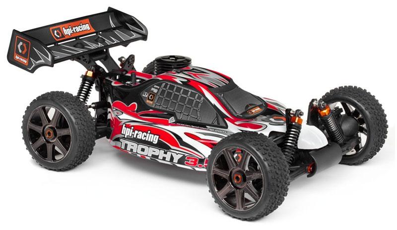 Trophy 3.5 4WD Verbrenner Buggy 1:8 RTR 2.4GHz