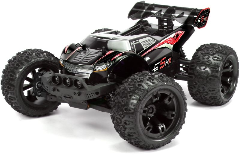 E5 HX Monster Truck 1:10 4WD RTR Brushless Wasserdicht rot