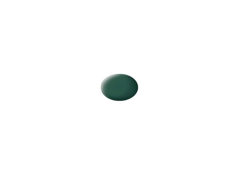 Aqua Color dunkelgrün, matt 18ml