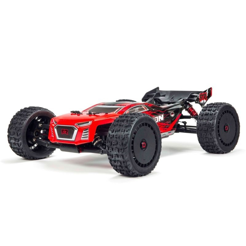 TALION 6S BLX 4WD Brushless Sport Performance Truggy RTR rot