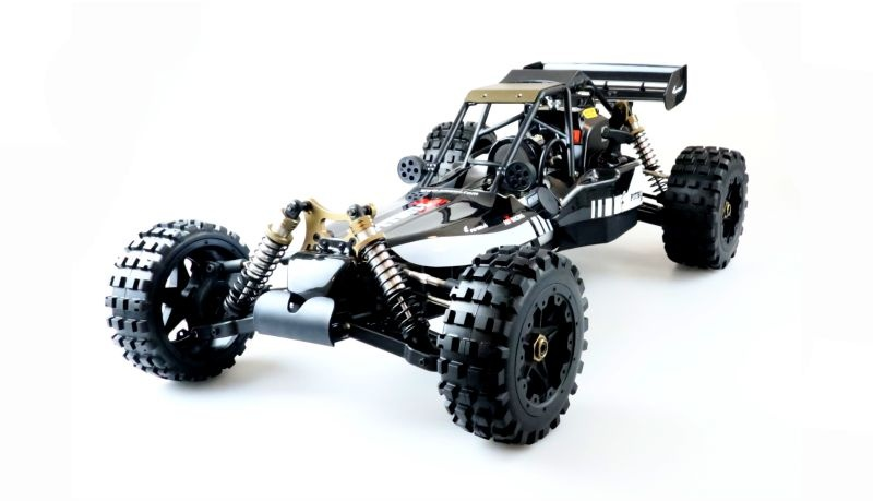Pitbull X Evolution 2WD Desert Buggy 27ccm CY, 1:5, RTR