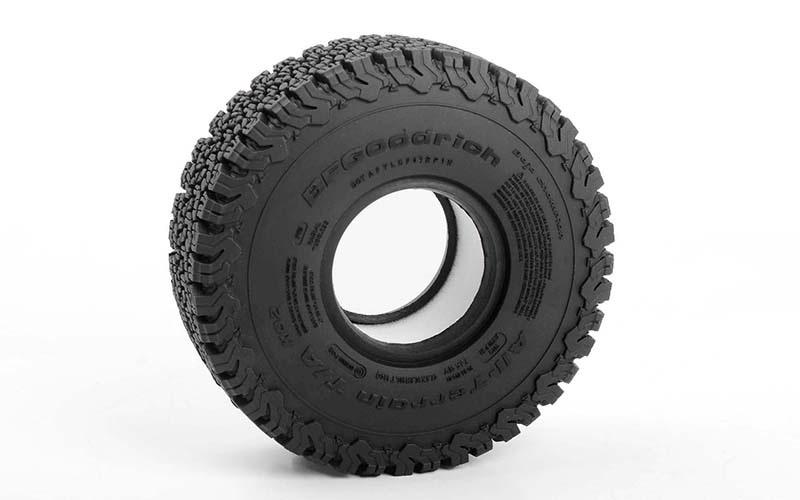BFGoodrich All-Terrain K02 1.9 Scale Reifen