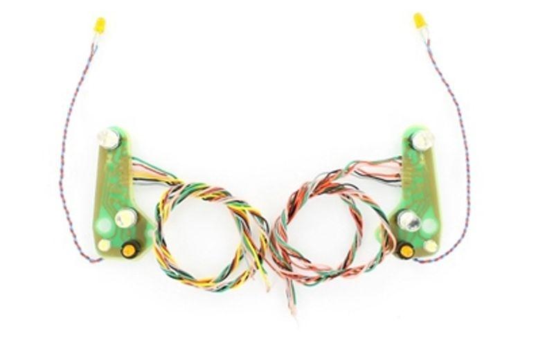 MB LED-Scheinwerferplatine  7,2V 1:14
