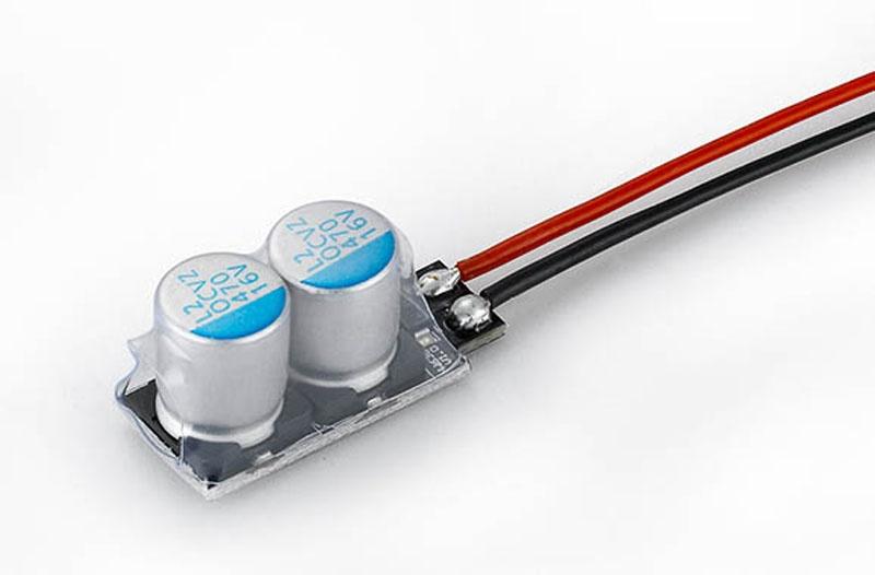 Kondensator Modul für Xerun Regler