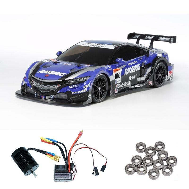 RAYBRIG NSX Concept-GT (TT02) Brushless-Edition + Kugellager