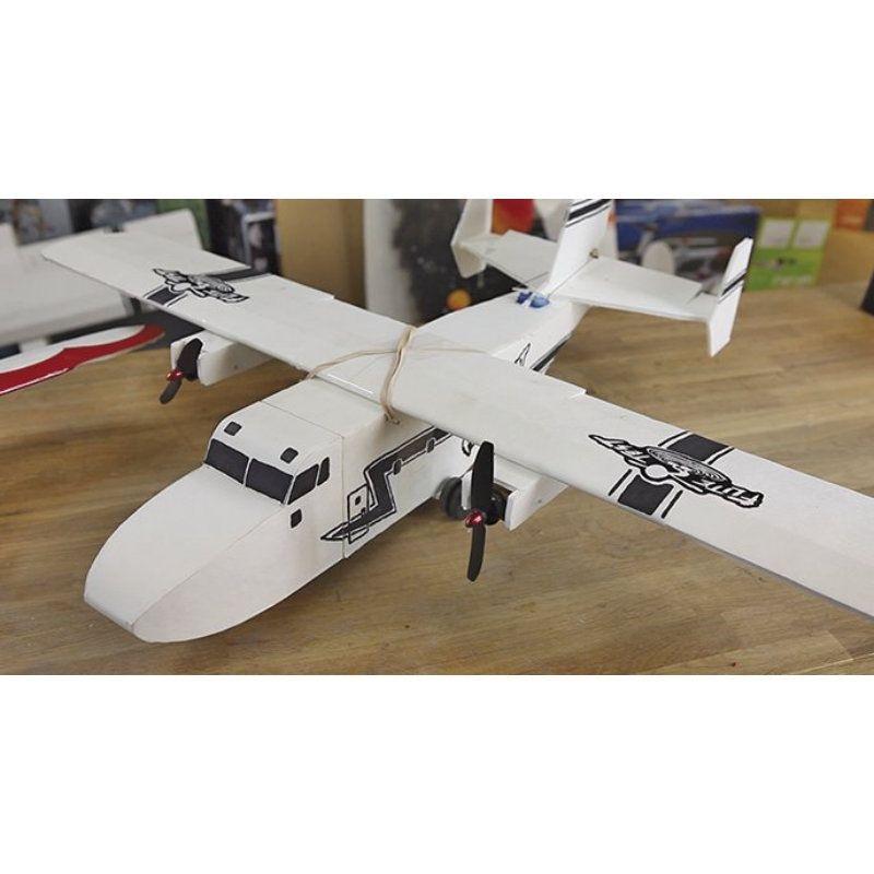 Mighty Mini Guinea Flugmodell 609mm Bausatz