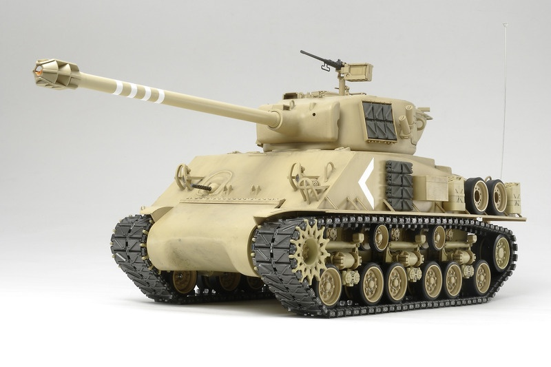 Super Sherman Full Option 1:16 Panzer RC Bausatz