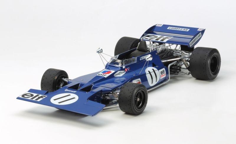 1:12 Tyrell 003 - 1971 Monaco GP