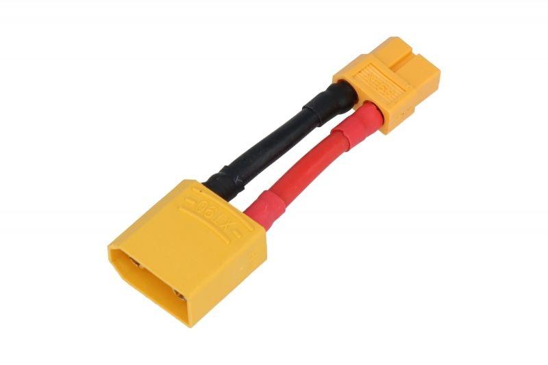 Adapter XT90 Stecker auf XT60 Buchse