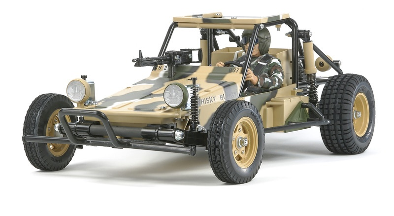 Fast Attack Vehicle 2011 2WD LWA 1:10