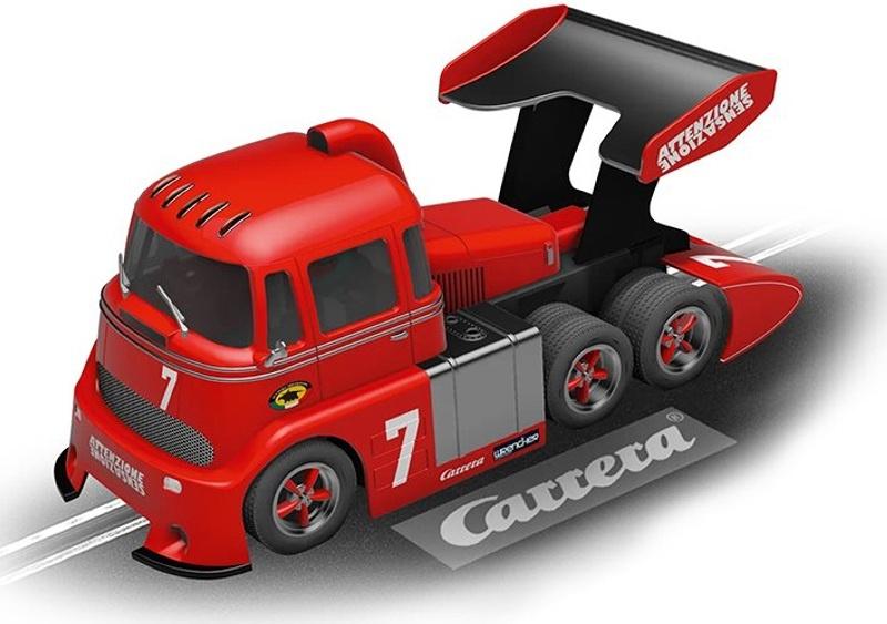 Digital 132 Race Truck No.7