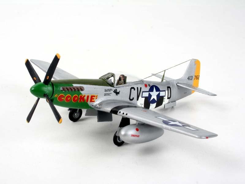 P-51D Mustang 1:72