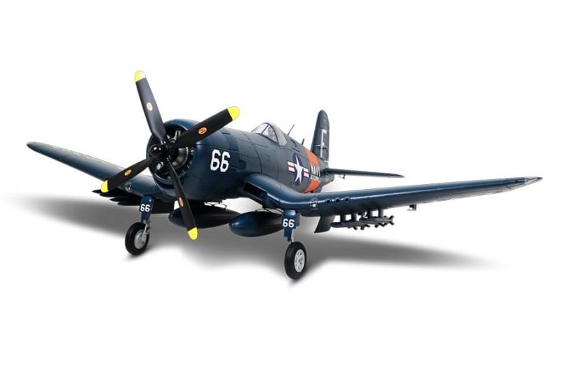 F4U Corsair V3 PNP - 170 cm - inkl. Reflex Gyro System