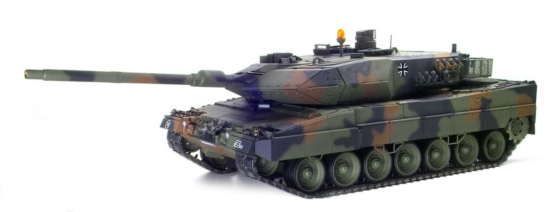 LEOPARD 2 A6 1/16 Full Option Panzer Bausatz