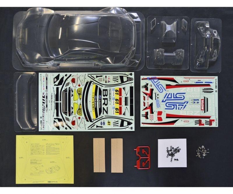 Karosserie-Satz Subaru BRZ R&D Sport 2014 Fuji