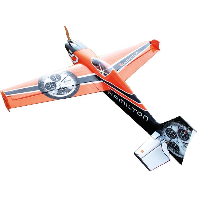 Edge 540 V3 67 1,7 Hamilton Design Kunstflugzeug ARF