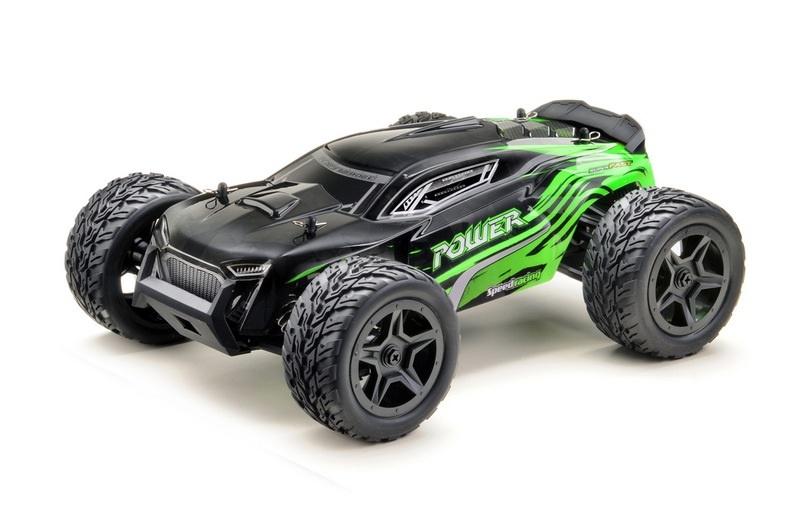 EP Sand Buggy 1:14 4WD RTR Power, Akku, USB-Ladegerät
