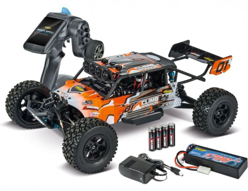 XL Climb Warrior 2.0 Elektro Buggy 4WD 1:10 2,4GHz 100% RTR