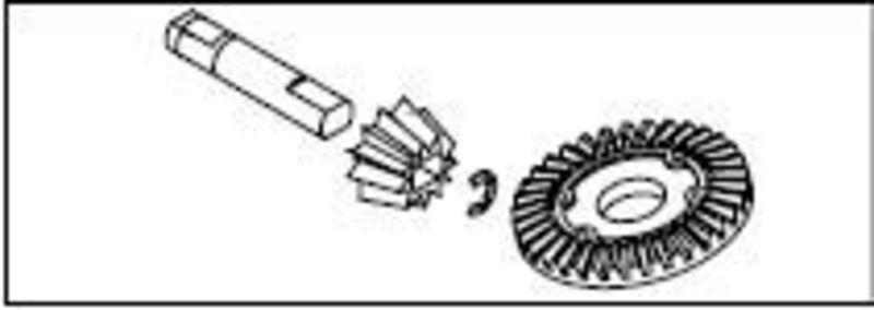 Teller-Kegelrad-Set CV-10