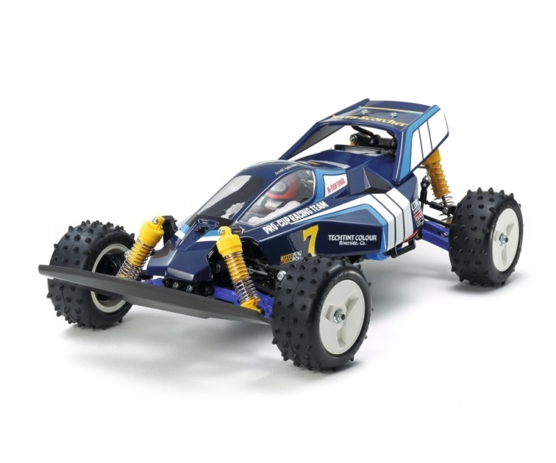 Terra Scorcher 2020 4WD Buggy Bausatz 1:10