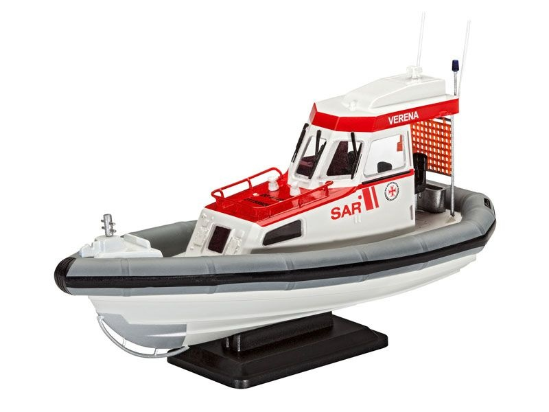 Search & Rescue Daughter-Boat Verena 1:72
