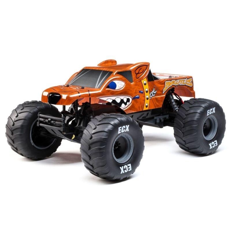 Brutus 2WD Monster Truck Brushed 1:10 RTR