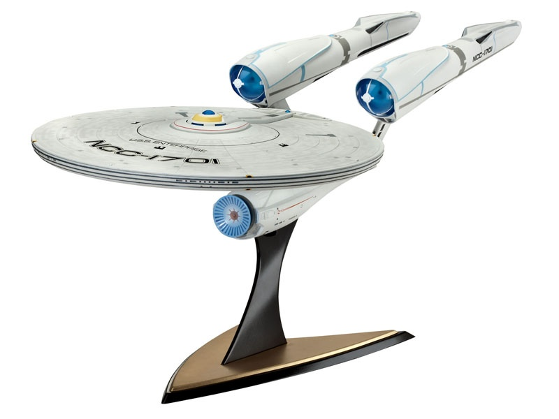 U.S.S. Enterprise NCC-1701 INTO DARKNESS 1:500