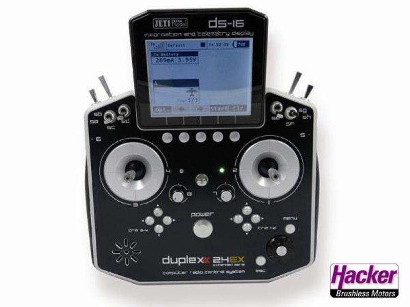 Duplex 2,4EX DS-16 Handsender Multimode