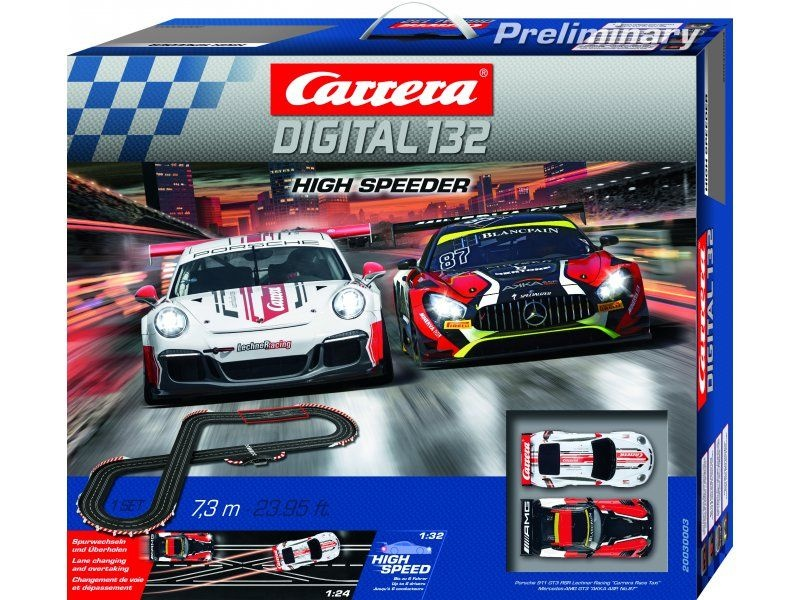 Digital 132 Startpackung High Speeder