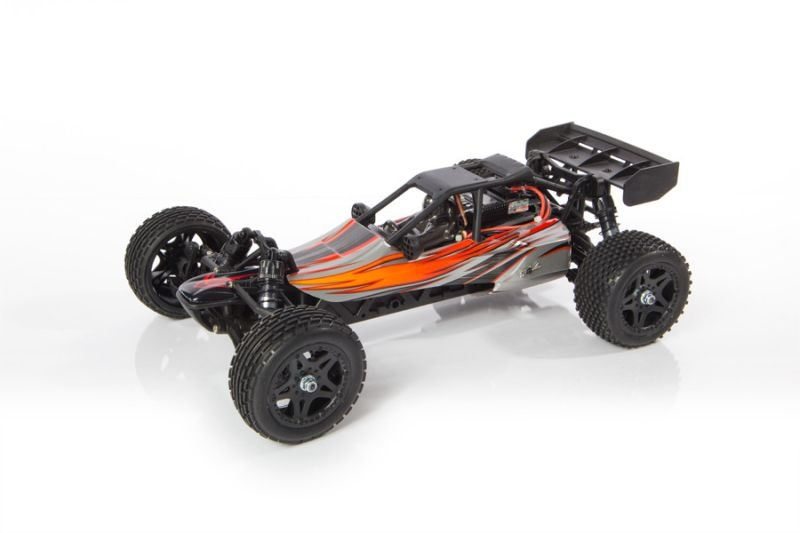 DUNE RACER 1:12 Brushless 7.4V LiPo/Lader 2,4GHZ 55Km/H