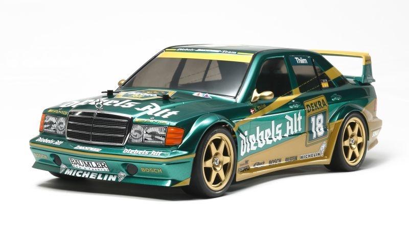 1:10 RC Mercedes-Benz 190E Diebels Alt Zakspeed (TT-01E)