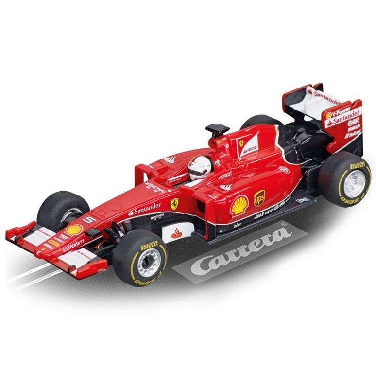 GO!!! Ferrari SF15-T S.Vettel, No.5